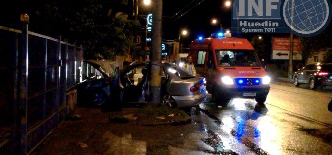 VIDEO – Accident teribil în Cluj-Napoca. Trei răniți, doi încarcerați