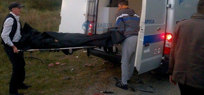 EXCLUSIV – Femeie OMORÂTĂ, dusă pe capotă și abandonată, la Huedin. Șoferul vinovat este căutat de polițiști. Ce tip de mașină are criminalul