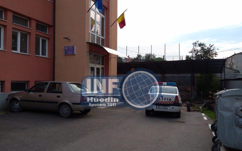 Urmărit internațional, prins la Aghireșu