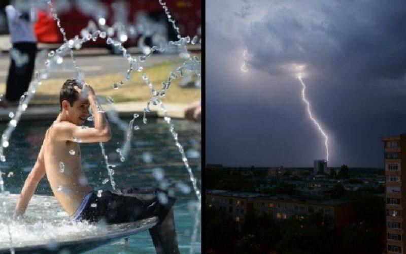 Vremea se schimbă radical în zona Huedinului. Ce spun meteorologii