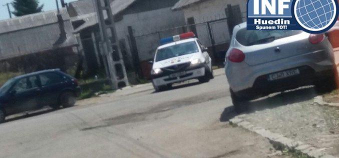 Polițiștii din Huedin, razie la sfârșitul săptămânii trecute
