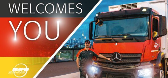 Firmă din Germania angajează șoferi profesioniști. Și începătorii au o șansă. Vezi oferta! (P)