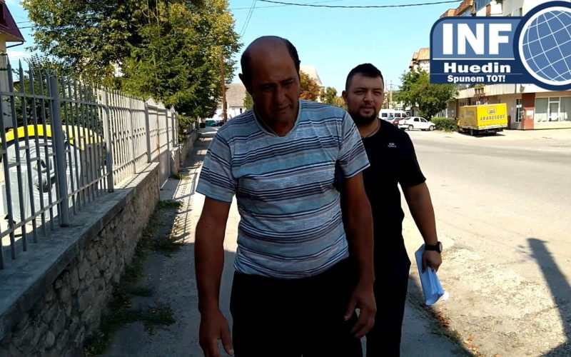 VIDEO – Tâlhărie la Poiana Horea! Ce s-a întâmplat între doi bărbați
