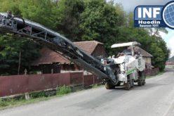 FOTO – Au demarat lucrările de întreținere pe drumul județean DJ 103H Bologa (DN 1) – Săcuieu