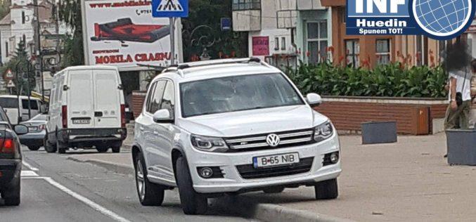 FOTO – Nesimțire la pachet din partea unor șoferi, Poliția Locală doarme