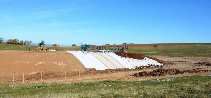Au fost finalizate lucrările de închidere a depozitelor neconforme de deșeuri de la Huedin, Turda și Gherla