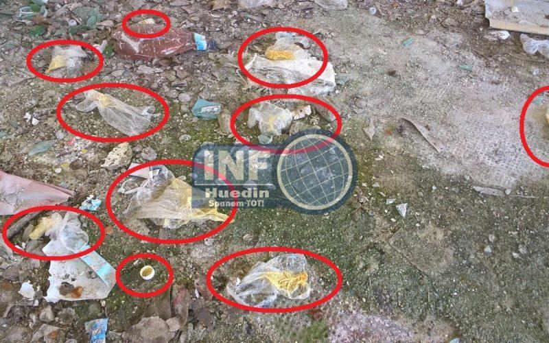 FOTO – Drogații din Aghireșu Fabrici au băgat spaima în oameni. De ce nu intervin polițiștii