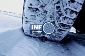 Cum se circulă pe drumurile județene din Cluj în 16 ianuarie