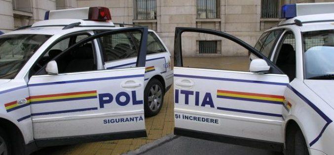 Orașul Huedin a fost periat de polițiști SICE, veniți din Cluj-Napoca, la fel s-a întâmplat și în alte orașe din județ