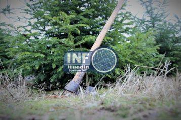 Numărul pomilor de Crăciun tăiați ilegal a scăzut puternic anul trecut