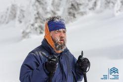 FOTO – La Vlădeasa Winter Trail, concurenții au alergat la -19 grade Celsius