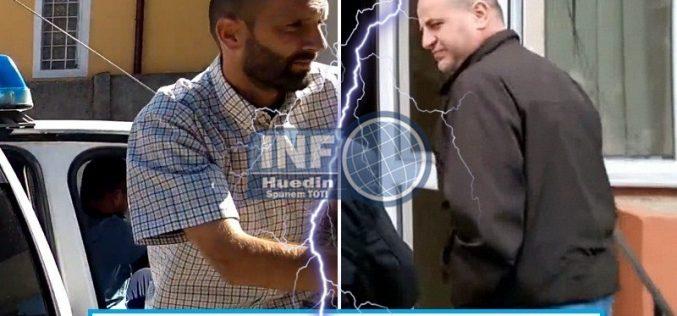 FOTO – Acuzații în Poliția Huedin. Marc este acuzat de Balint că a împrumutat 10.000 de euro de la Călătan pentru a-și rezolva postul de șef al Poliției Huedin
