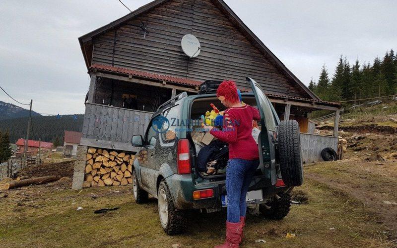 FOTO – Ajutor neașteptat pentru Măruț Giurgiu și copiii lui