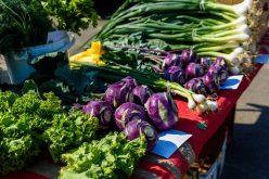 Polițiștii, razie în piața din Huedin înainte de Paște
