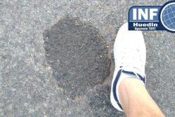 CJ Cluj anunță noi peticiri de drumuri județene. În zona Huedin, aproape nimic