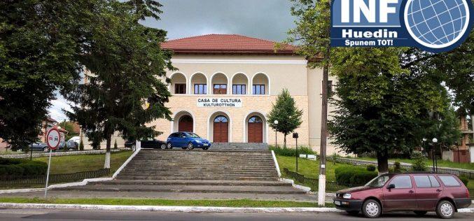 HCL: Ce evenimente organizează Casa de Cultură Huedin în 2018. Calendarul evenimentelor