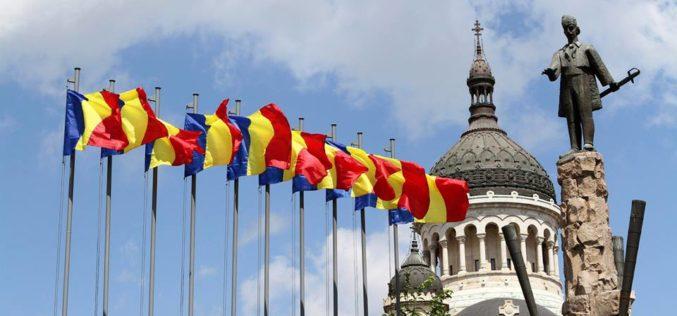 Ziua Drapelului Naţional sărbătorită, marți, la Cluj-Napoca