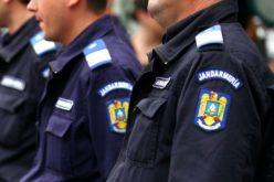 Jandarmii, în misiune la Fechetău
