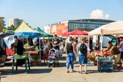Se redeschide piaţa volantă de la Sala Sporturilor Cluj-Napoca
