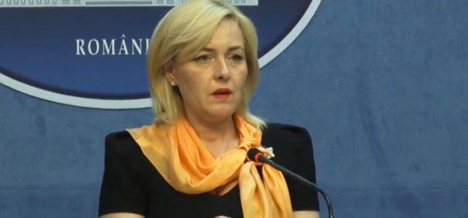 Carmen Dan: Bani mai mulți pentru polițiști și jandarmi