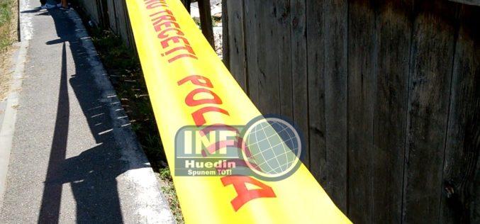 Cioban găsit mort la Rogojel. Polițiștii au deschis dosar pentru ucidere din culpă