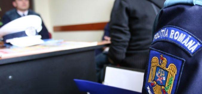 Dosar penal cu două infracțiuni pe numele unui tânăr din Căpușu Mic