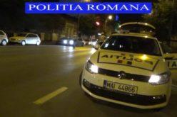 Șoferii cu alcoolemie, așteptați în stradă de polițiștii din Huedin. Două dosare penale în trei ore și peste zece abateri de la lege