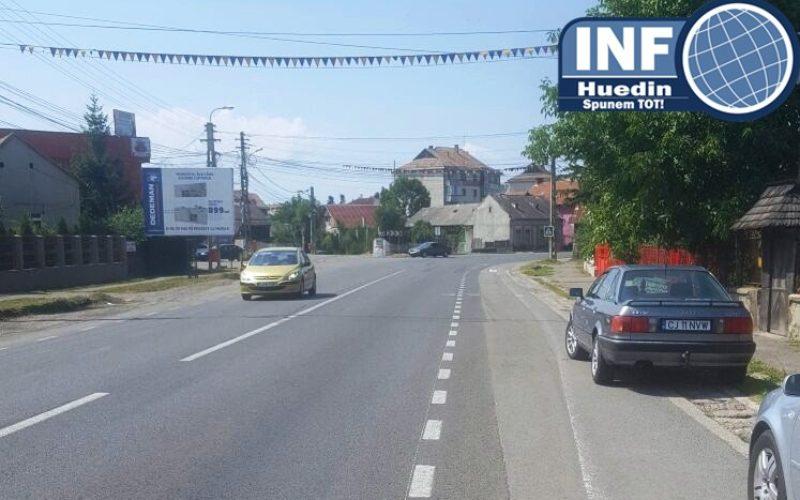 FOTO – Pericol de moarte pe strada Protopop Aurel Munteanu