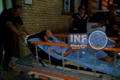 VIDEO – Tânărul împușcat de polițiștii din Huedin a fost operat. Ce spun medicii, ce a făcut fugarul înainte de a intra în sala de operații
