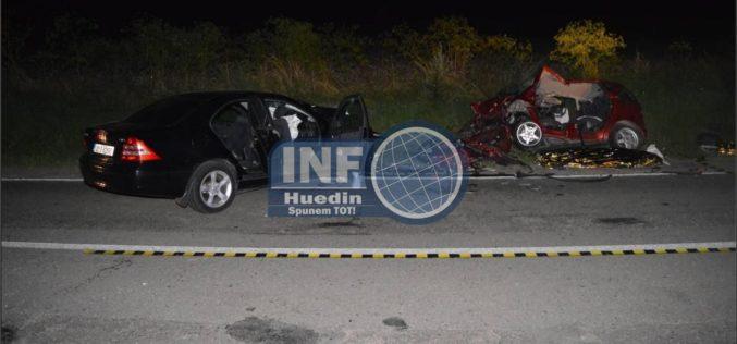 GALERIE FOTO – Anchetă cu semne de întrebare în cazul morții lui Rauca și Faur. Polițiștii din Huedin refuză nejustificat o expertiză a mașinilor implicate în accident