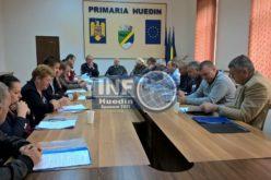 HCL  privind aprobarea executării de lucrări pe domeniul public al orașului Huedin