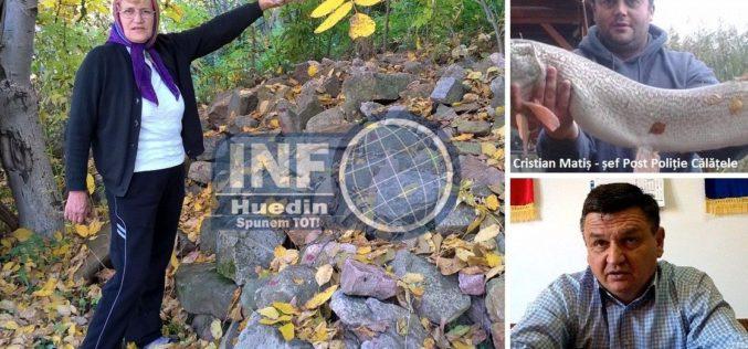 VIDEO – Viața unei femei din Finciu a devenit calvar din cauza fostului concubin. Polițiștii din Călățele trag de timp în favoarea infractorilor? Primarul Tripon a răbufnit