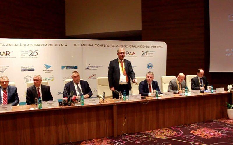 A 25-a Conferință și Adunare Generală a Asociației Aeroporturilor din România