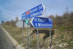 Tânăr fără permis de conducere, accident la Mănăstireni