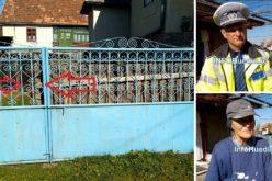 VIDEO – Familie din Călățele, fără acces în propria curte din cauza a doi martori mincinoși