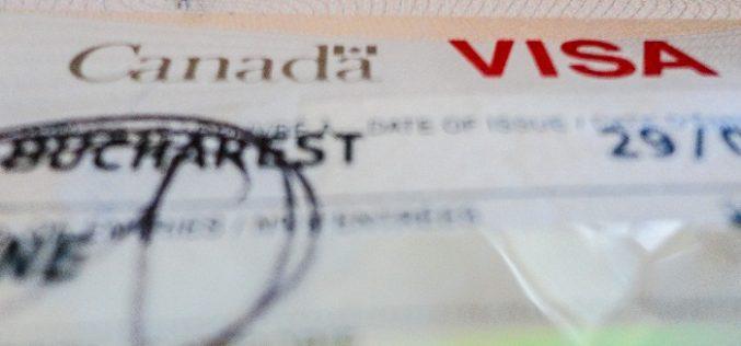 Fără viză în Canada