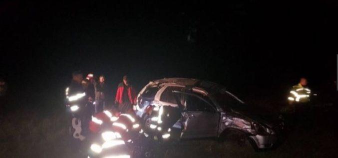 Accident în Poiana Horea. Un bărbat a fost rănit grav