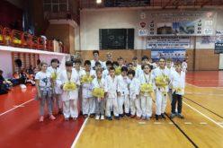 FOTO – Să ne mândrim cu ei! Micii judocani din Huedin au primit 8 medalii la un concurs internațional
