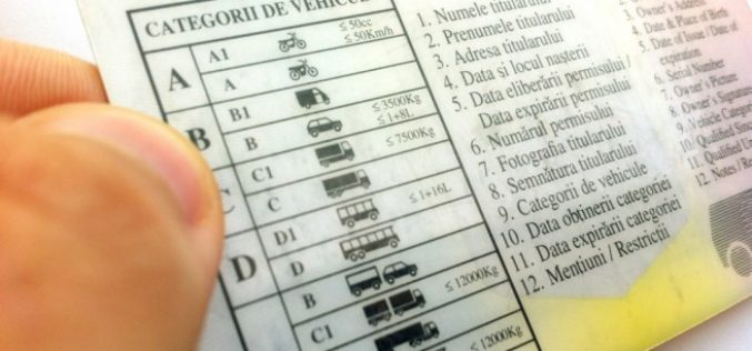 Tânăr din Gârbău, prins fără permis de conducere în Aghireşu-Fabrici