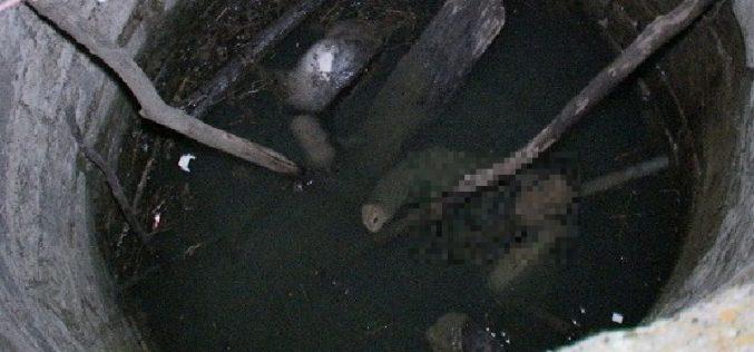 ACTUALIZARE – Desfășurare de forțe la Șaula, persoană găsită într-un puț