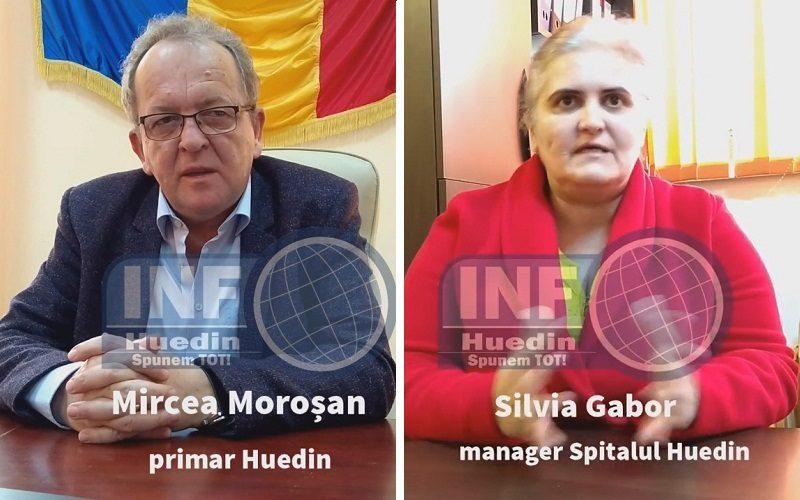 VIDEO – Anchetă la Spitalul Huedin. Moroșan: Este inadmisibil! Gabor: Am rămas de-a dreptul șocată!