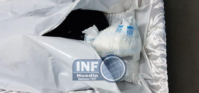 Cadavrul cu pampers pe cap le-a adus sancțiuni angajaților de la Spitalul Huedin