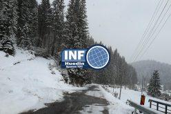 Cum se circulă pe drumurile județene din Cluj în 15 ianuarie