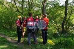 FOTO – Salvamont Vlădeasa, exercițiu de salvare în Cheile Turzii