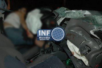 Accident grav la Izvorul Crișului, 8 victime transportate la spital