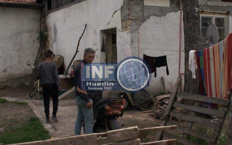 VIDEO – Zeci de oameni din Aghireșu sunt terorizați de o familie de rromi