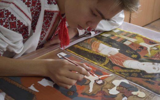 """FOTO – Elevi din Huedin și zona de munte, premiați la Olimpiada """"Meşteşuguri Artistice Tradiţionale"""""""