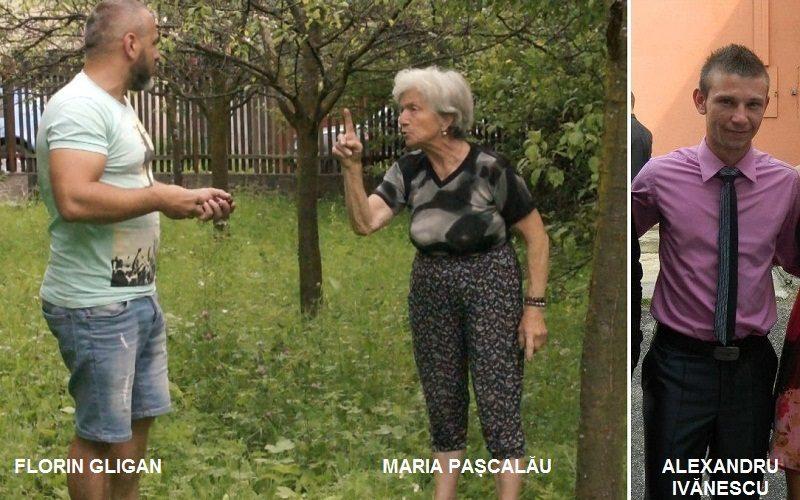 """VIDEO – Scandal la Sâncraiu pe o bucată de teren. Polițistul """"șeptaru"""", acuzat de abuz în serviciu"""