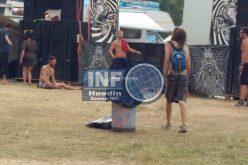 FOTO – Droguri la un festival din Aghireșu