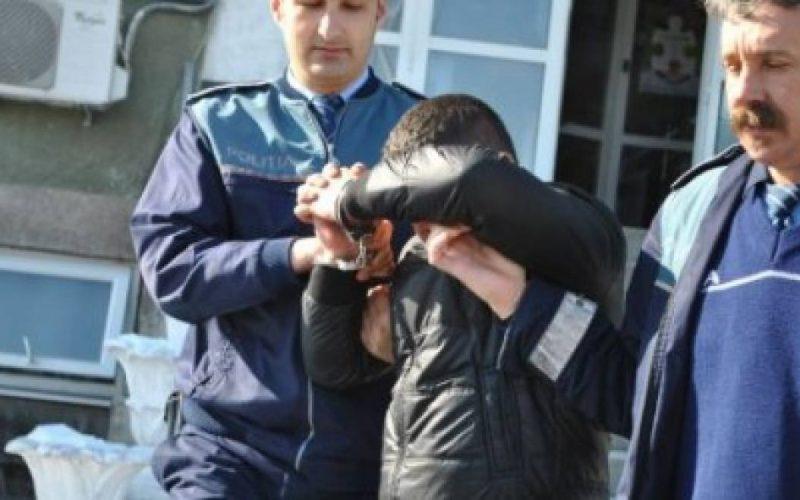 O nouă tâlhărie în Huedin. Făptașul, prins în flagrant de proprietară